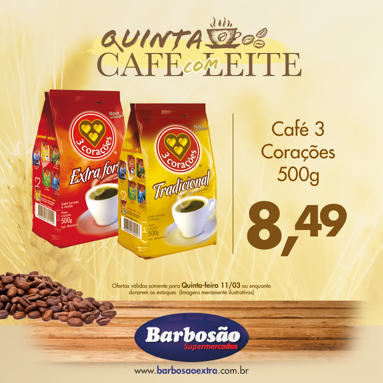 Quinta Café com Leite